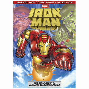 Iron Man Movies - Marvel Iron Man: The Complete Animated Series