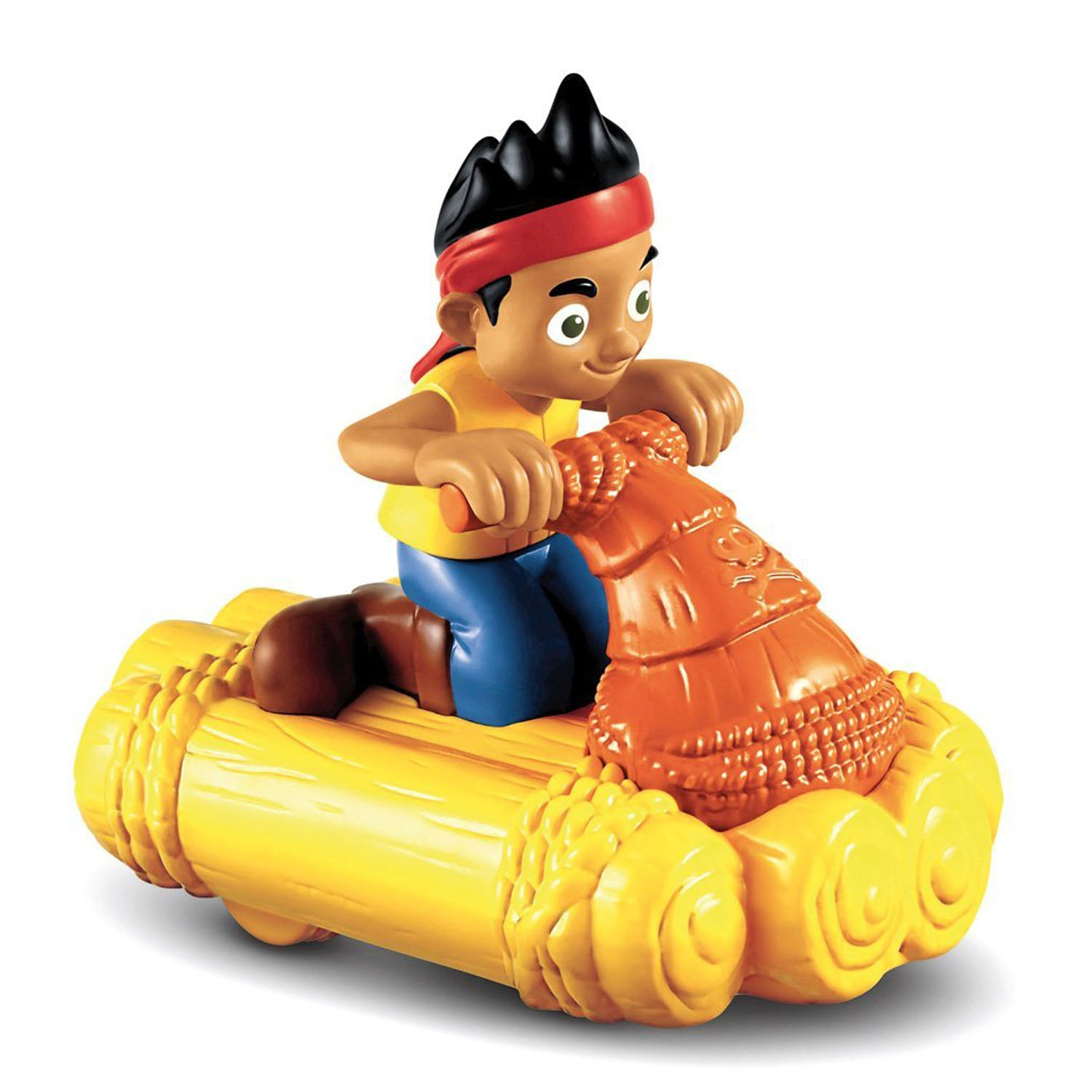 Jake and The Never Land Pirates Toys - Jet Racer Jake