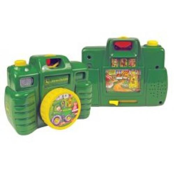 John Deere Toys - John Deere Green Play Camera