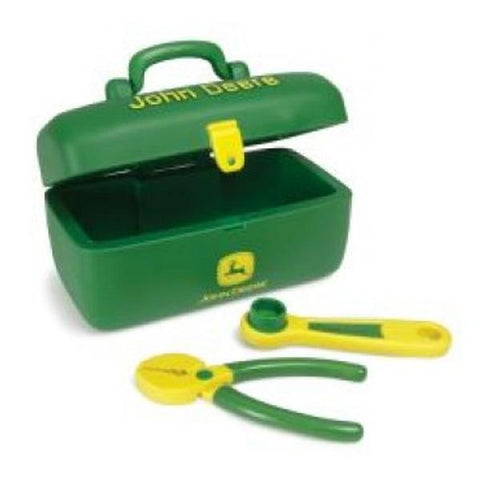 John Deere Toys - John Deere Soft Sided Tool Box Set