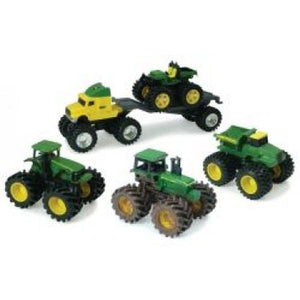 John Deere Toys - Monster Treads Playset