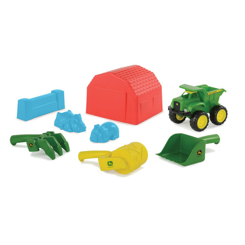 John Deere Toys - Sandbox Play Set