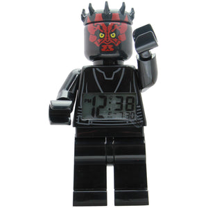LEGO® Bedroom Decor - Star Wars Darth Maul Clock