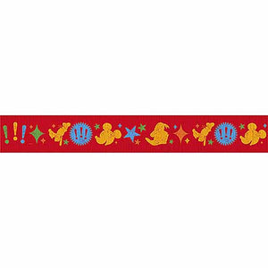 Mickey Mouse Party Supplies - Streamer Decorations