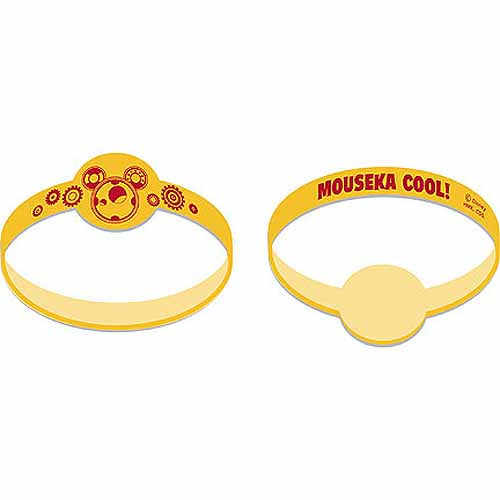 Mickey Mouse Party Supplies - Wrist Bands