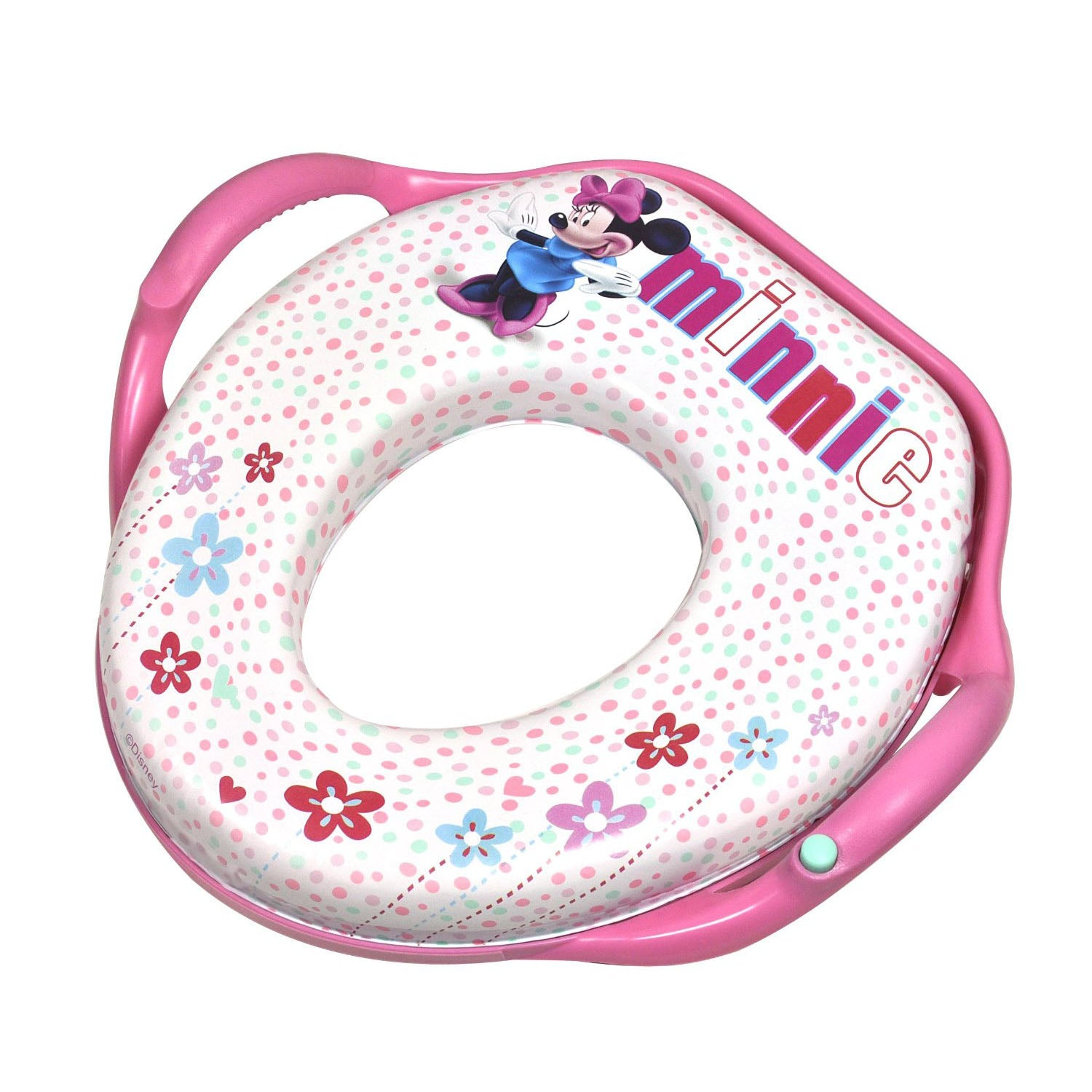 Minnie Mouse - Potty Training Seat with Music
