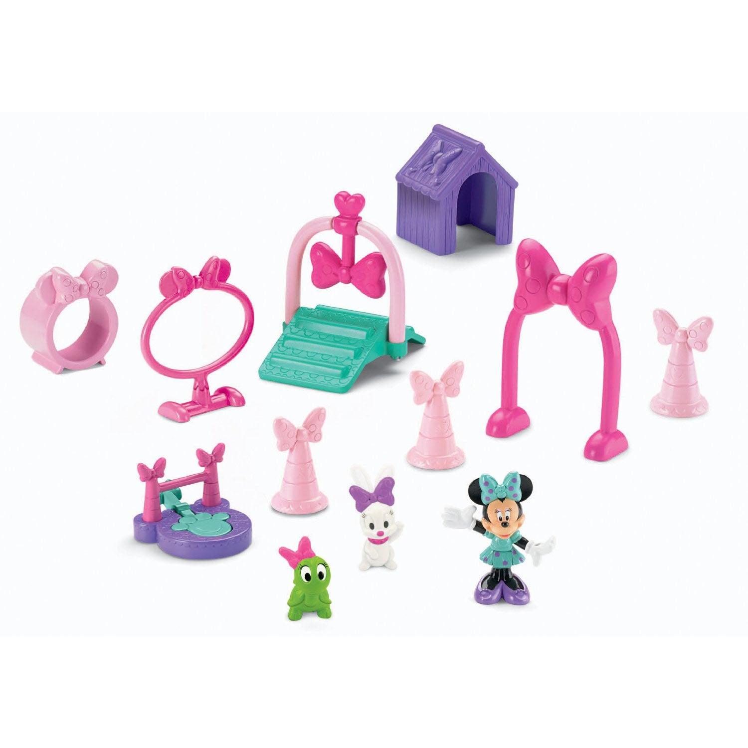 Minnie Mouse Toys - Minnie's Paw Pack