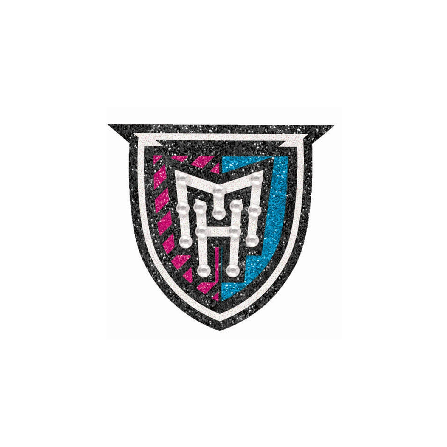 Monster High Party Supplies - Body Jewelry Crest