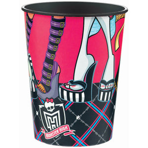 Monster High Party Supplies - Plastic Souvenir Favor Cup