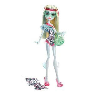 Monster High Toys - Lagoona Blue Swim Doll