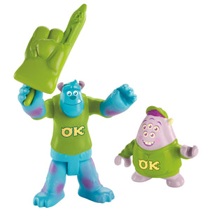 Monster University Toys - Sully and Squishy 2-Pack