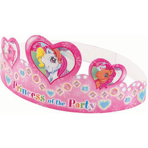 My Little Pony Party Supplies - Paper Tiaras
