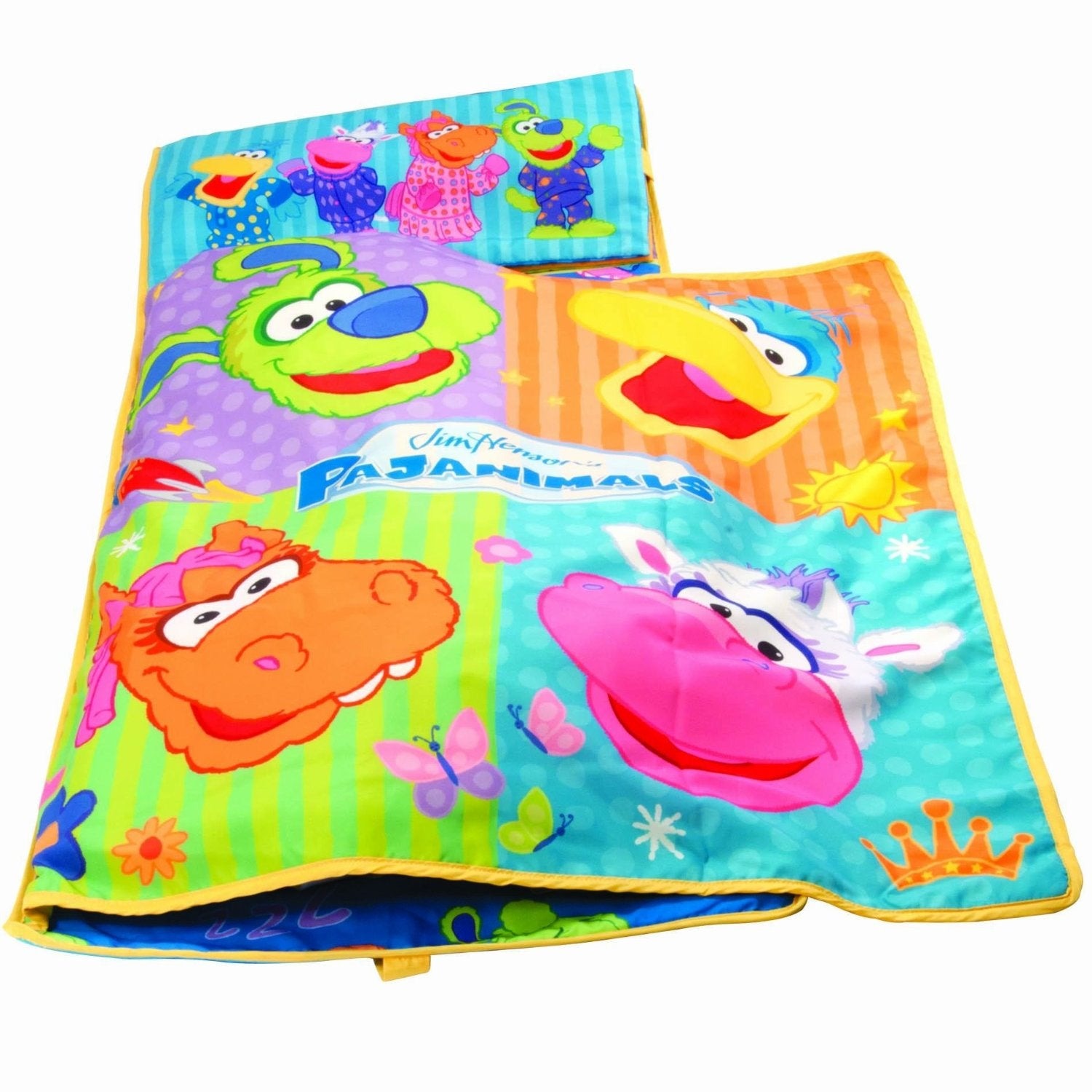 Pajanimals Toys - Snuggle Up Story Mat