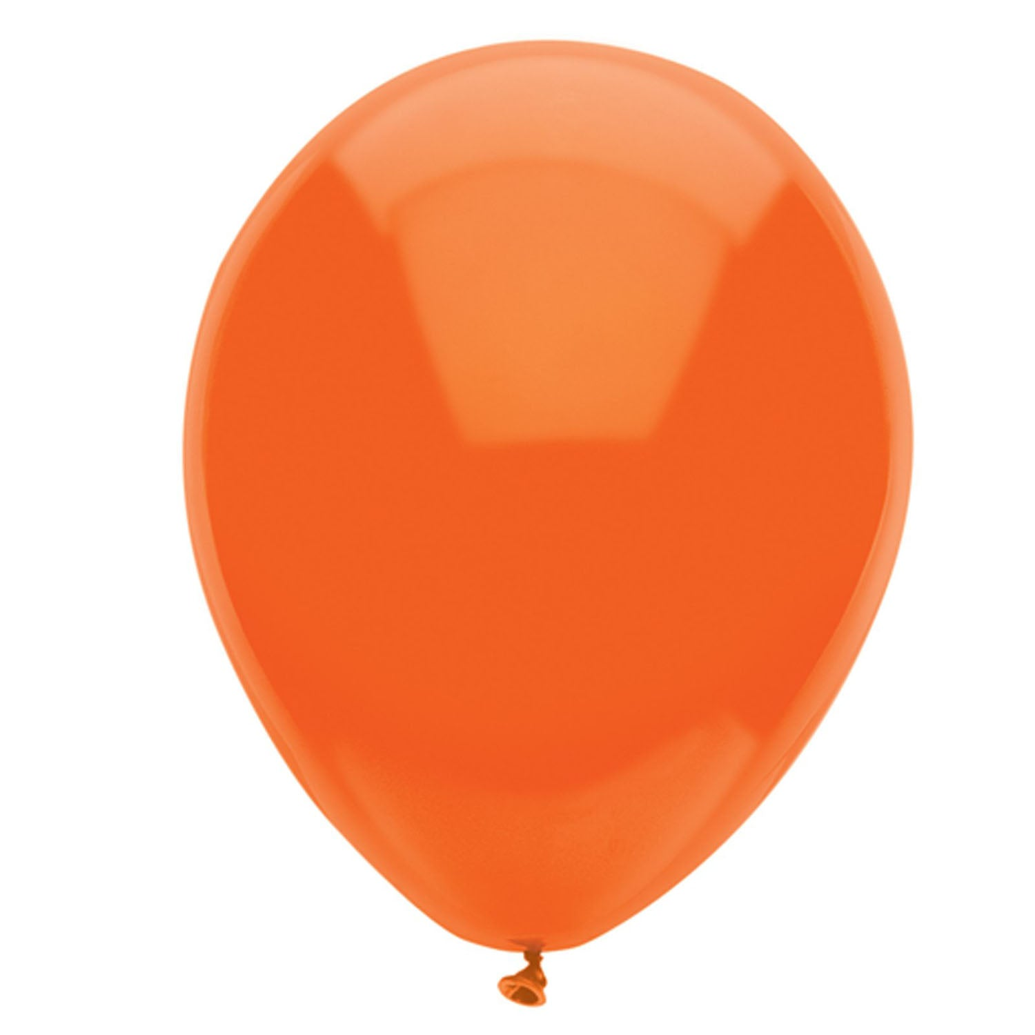 Party Supplies - Orange Peel Latex Balloons