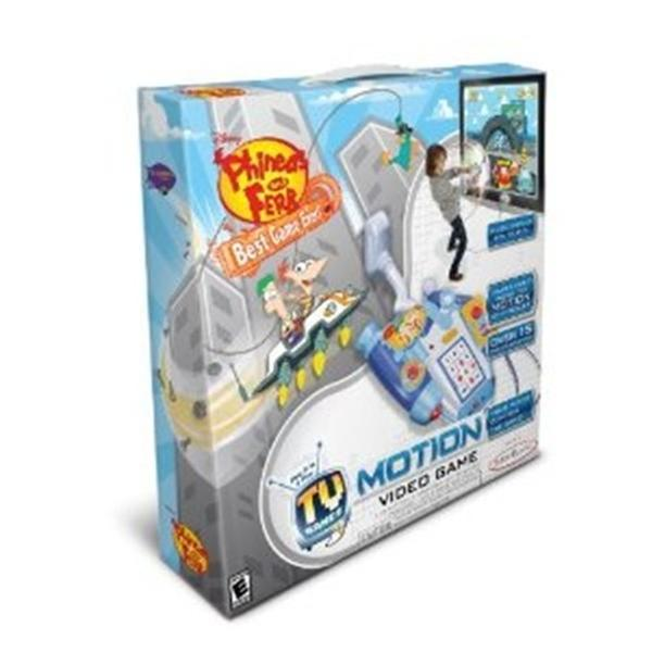 Phineas & Ferb Toys - Ultimotion Video Game