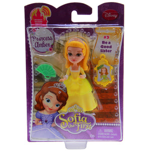 Sofia the First Toys - Amber from Encahancia