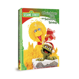 Sesame Street Movies - Christmas Eve on Sesame Street