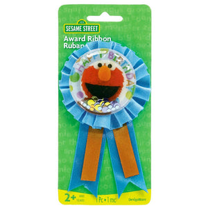 Sesame Street Party Supplies - Award Ribbon