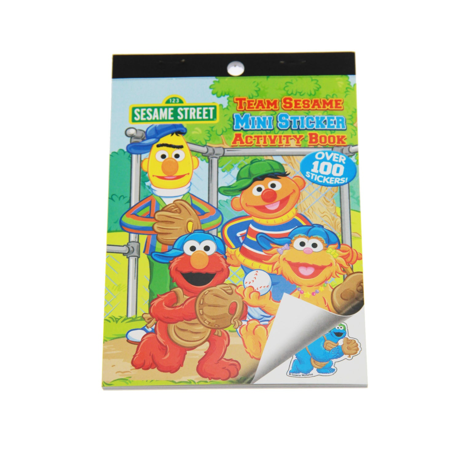 Sesame Street Party Supplies - Mini Sticker Book