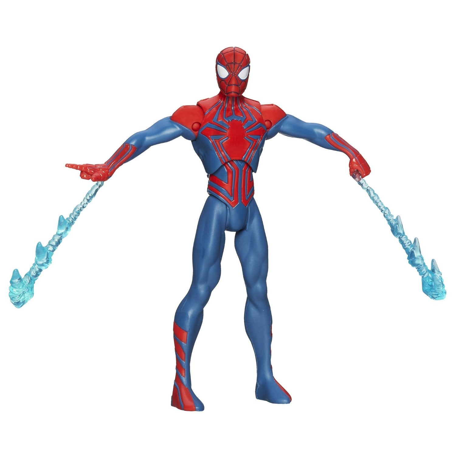 Spider-Man Action Figures - Ultimate Webb Whirl Wind Spider-Man