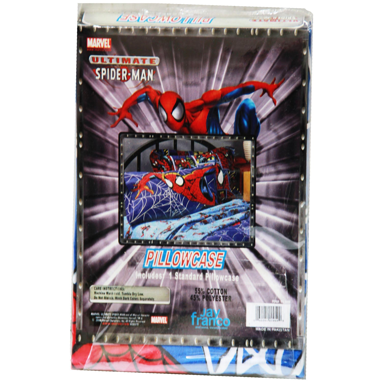Spider-Man Bedding - Pillow Covers