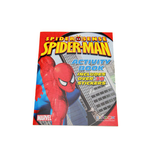 Spider-Man Party Supplies - Sticker Book