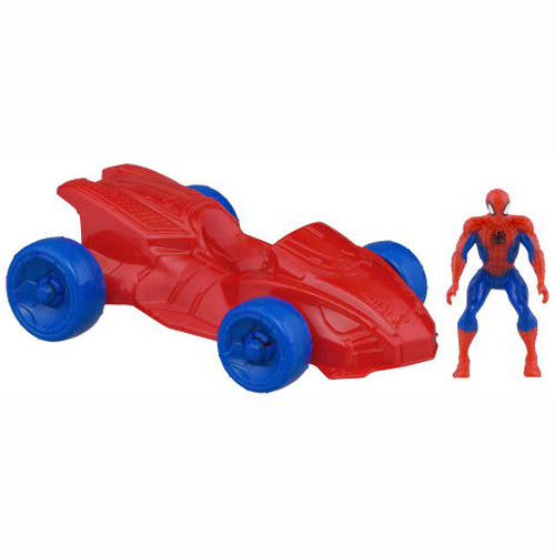 Spider-Man Toys - The Amazing Spider-Man Spider Racer Vehicle