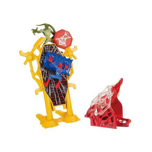 Spider-Man Toys - The Amazing Spider-Man Web Launchers Catapult Attack