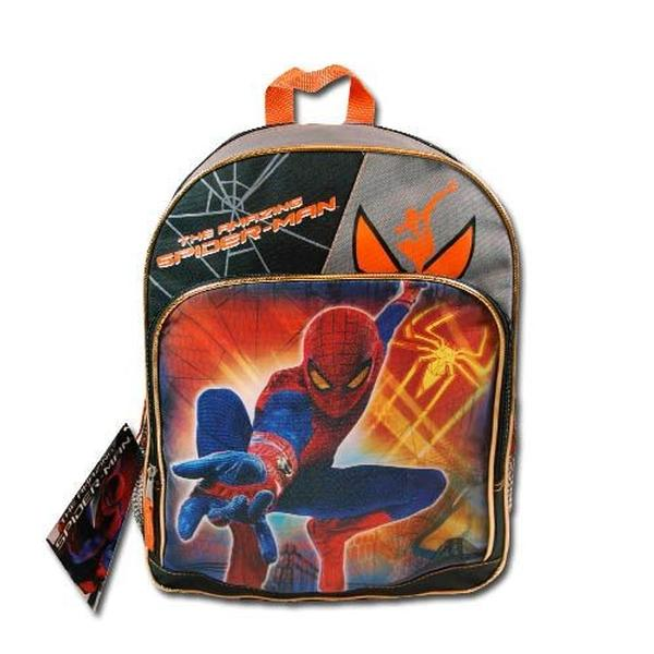 Spider-Man Backpacks - Amazing Spider-Man Action Backpack