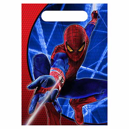 Spider-Man Party Supplies - Loot Bags