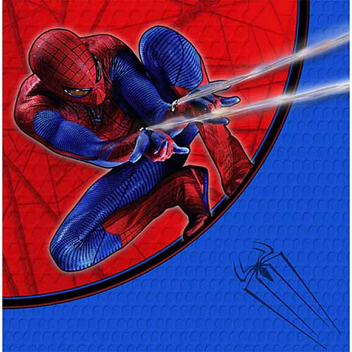 Spider-Man Party Supplies - Luncheon Napkins