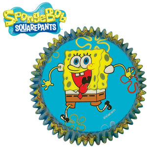 SpongeBob SquarePants Party Supplies - Baking Cups