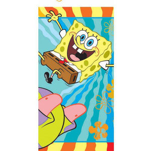 SpongeBob SquarePants Party Supplies - Plastic Tablecover
