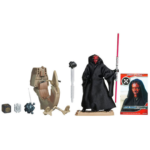 Star Wars Toys - Sith Speeder Vehicle with Darth Maul™ Figure