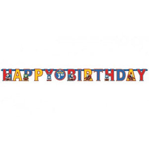 Thomas & Friends Birthday Party Supplies - Add-an-Age Birthday Banner
