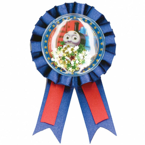 Thomas & Friends Birthday Party Supplies - Confetti Award Ribbon