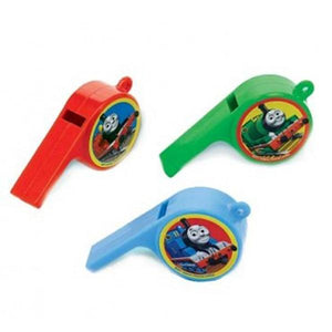 Thomas & Friends Birthday Party Supplies - Whistle Favors