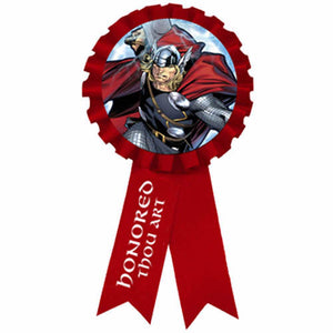 Thor Party Supplies - Award Ribbon