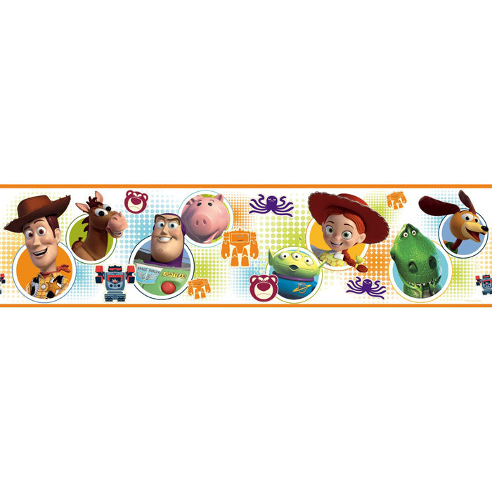 Toy Story Bedroom Decor - Toy Story Wall Border
