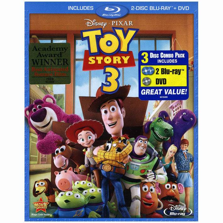 Toy Story Movies - Toy Story 3