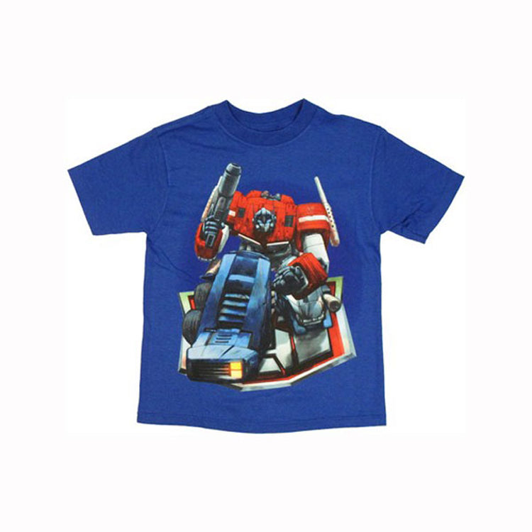 Transformers Clothing - Optimus Prime T-Shirt