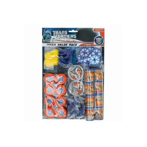 Transformers Party Supplies - 48 Piece Party Favor Pack