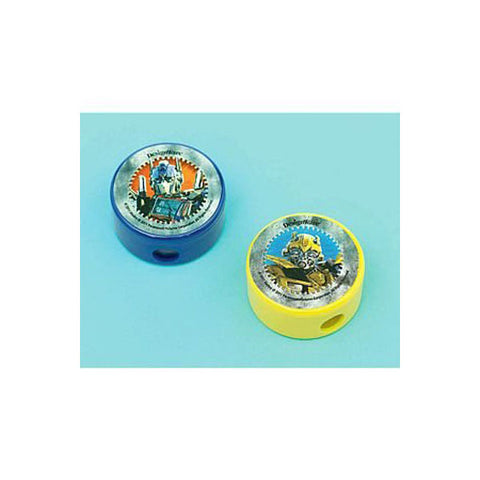 Transformers Party Supplies - Pencil Sharpener Party Favors