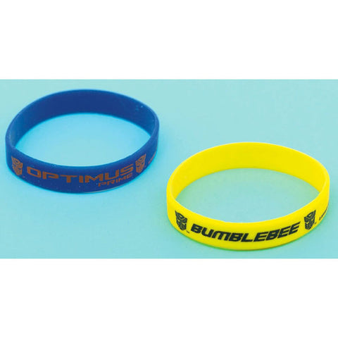 Transformers Party Supplies - Wrist Bands