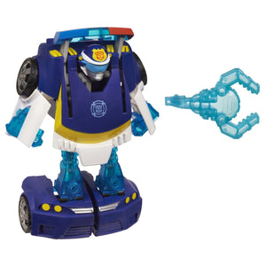 Transformers® Toys - Playskool Heroes™ Rescue Bots™ Chase Police Bot