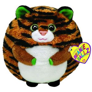 Ty Beanie Ballz - Monaco the Tiger Medium
