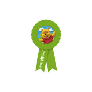 Winnie the Pooh Party Supplies - Award Ribbon