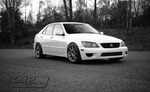 The journey of Lexus IS300 to reach 1000 WHP