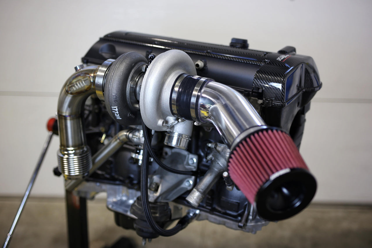2JZ GTE complete turbo kit