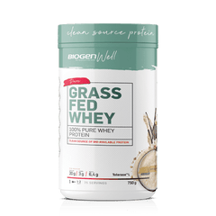 Biogen Grass Fed Whey